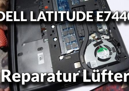 DELL LATITUDE E7440 Luefter