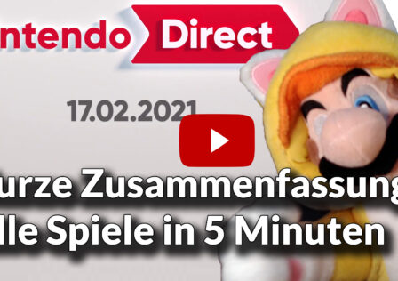 Nintendo direct alle spiele in 5 minuten play