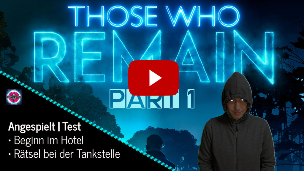 Youtube Video Those Who Remain 1 play