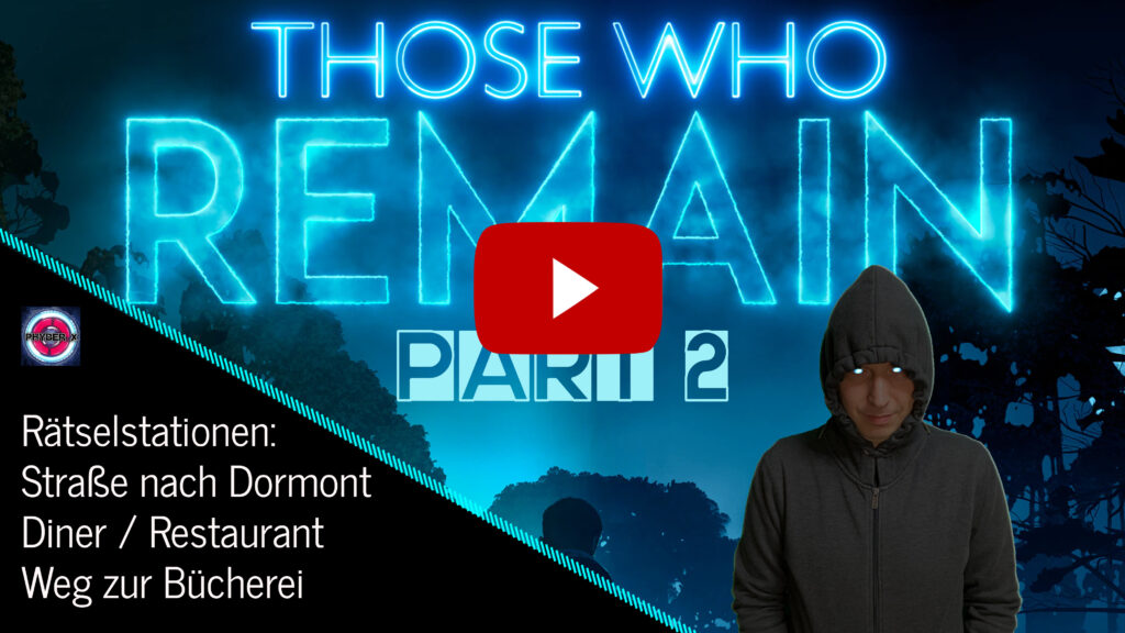 Youtube Video Those Who Remain Part 2 play