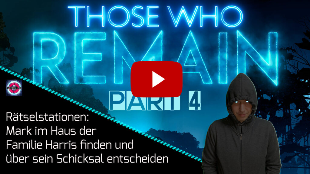 Youtube Video Those Who Remain Part 4 play